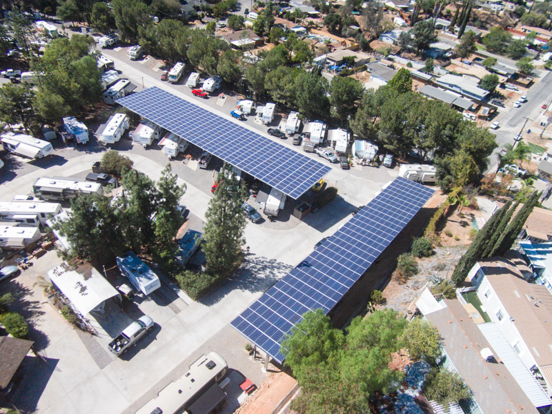 Mobile Home Parks Shorebreak Energy Developers
